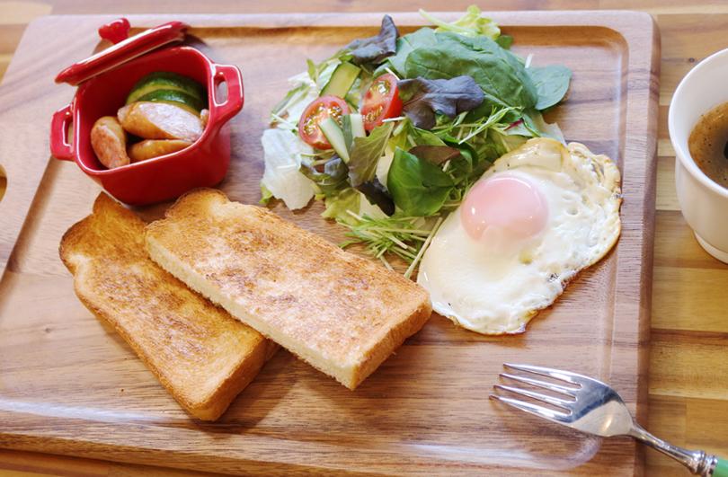 エスカル横浜 小麦の翼 洋朝食